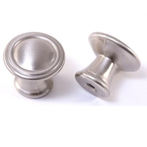 FK-80110.SN 30mm Deco Knob Ant Satin Nickel (301)